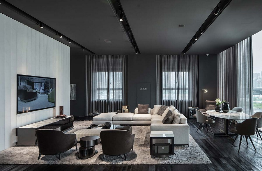 Minotti Opened A New Chinese Flagship Store For Isaloni Shanghai 2019 minotti Minotti Opened A New Chinese Flagship Store For Isaloni Shanghai 2019 Minotti Is Going To Open A Chinese Flagship Store During Isaloni Shanghai 4