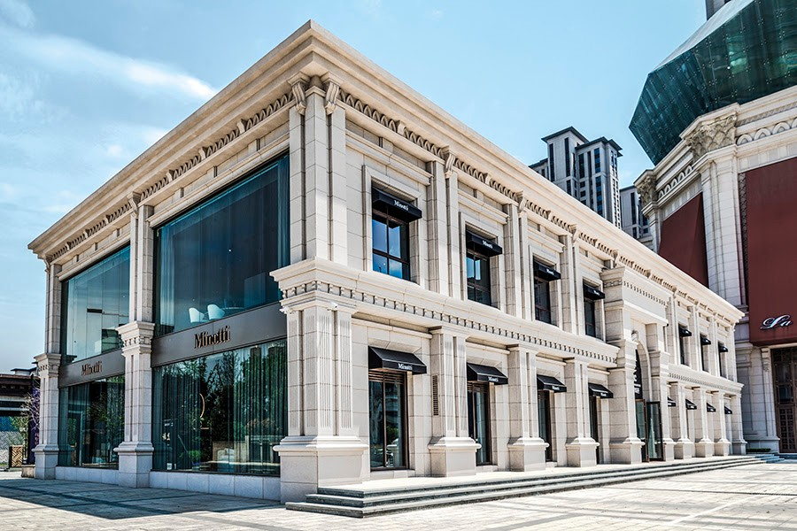 Minotti Opened A New Chinese Flagship Store For Isaloni Shanghai 2019 minotti Minotti Opened A New Chinese Flagship Store For Isaloni Shanghai 2019 Minotti Is Going To Open A Chinese Flagship Store During Isaloni Shanghai 5