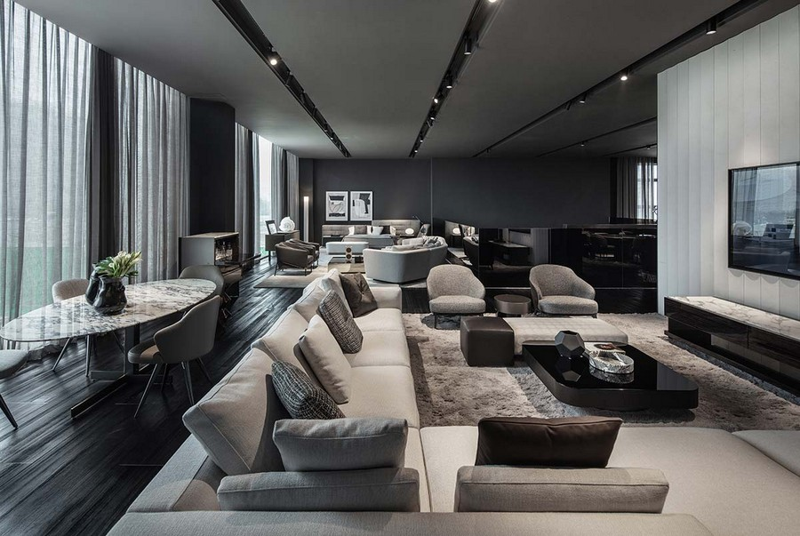 Minotti Opened A New Chinese Flagship Store For Isaloni Shanghai 2019 minotti Minotti Opened A New Chinese Flagship Store For Isaloni Shanghai 2019 Minotti Is Going To Open A Chinese Flagship Store During Isaloni Shanghai