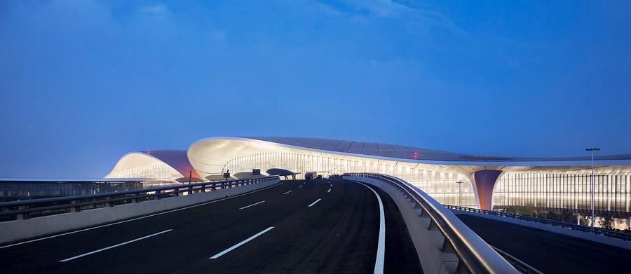 Zaha Hadid Designed The Modern Beijing Daxing International Airport zaha hadid Zaha Hadid Designed The Modern Beijing Daxing International Airport Zaha Hadid Designed The Modern Beijing Daxing International Airport 3