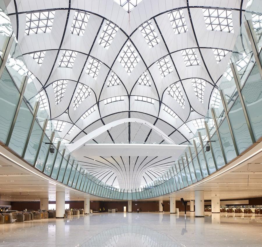 Zaha Hadid Designed The Modern Beijing Daxing International Airport zaha hadid Zaha Hadid Designed The Modern Beijing Daxing International Airport Zaha Hadid Designed The Modern Beijing Daxing International Airport 4