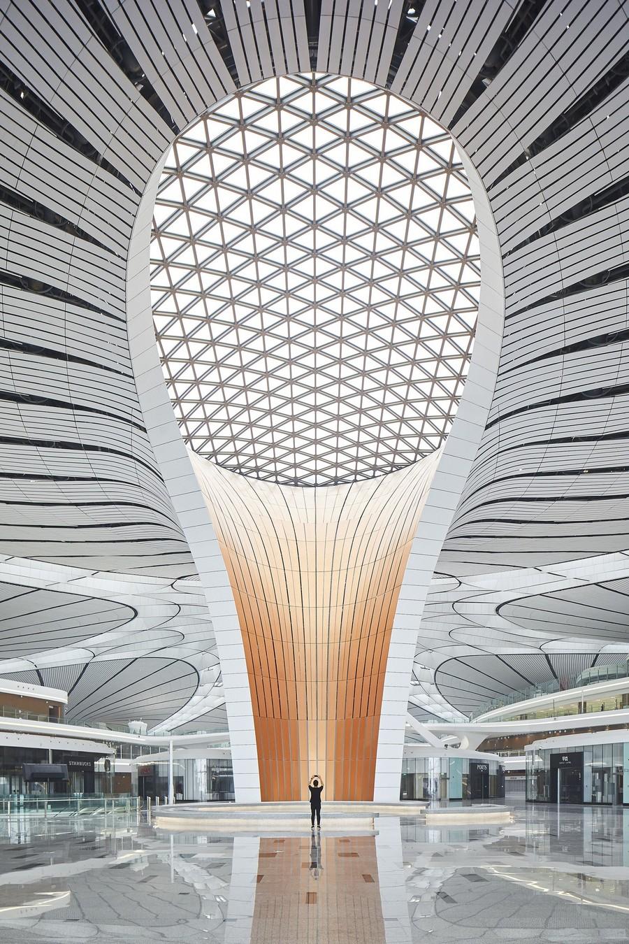 Zaha Hadid Designed The Modern Beijing Daxing International Airport zaha hadid Zaha Hadid Designed The Modern Beijing Daxing International Airport Zaha Hadid Designed The Modern Beijing Daxing International Airport 5
