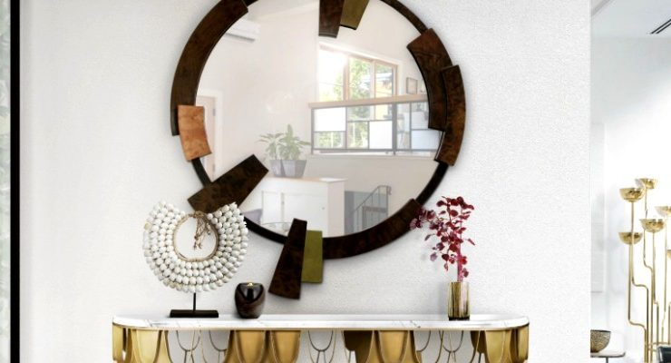 HOME 10 Unique Wall Mirror Ideas That Suit Every Interior Design Project capa 740x400