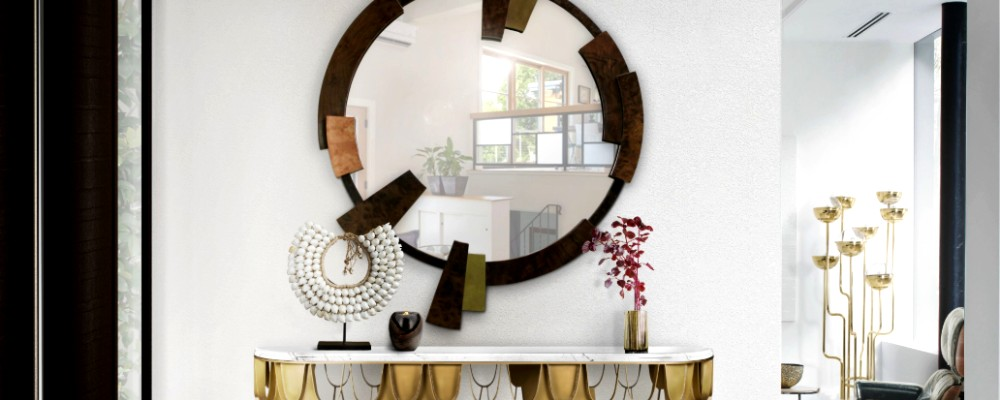 10 Unique Wall Mirror Ideas That Suit Every Interior Design Project