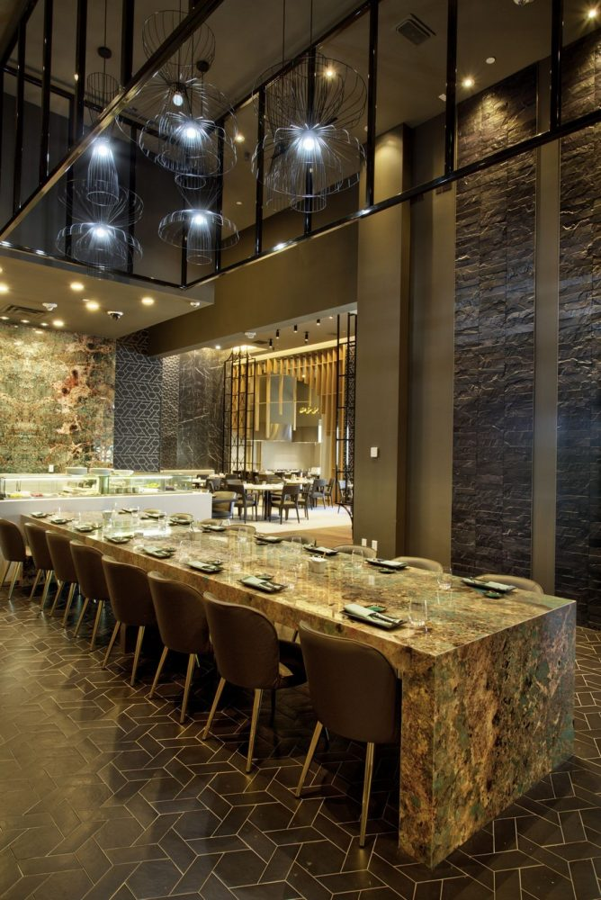 asian modern design asian modern design Asian Modern Design – Inspiration from JW Marriott Hotel Victa Jade Dining Room 7 scaled