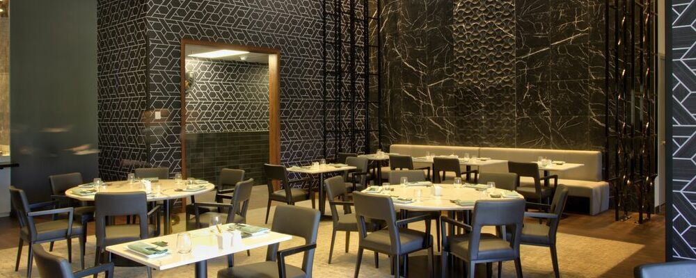 asian modern design Asian Modern Design – Inspiration from JW Marriott Hotel Victa jade dining room 5