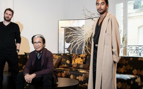 Interior Design with Kenzo Takada